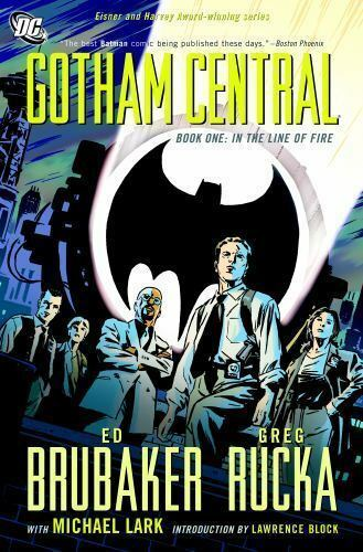 Gotham Central, Book One: In the Line of Duty (HC) Ed B