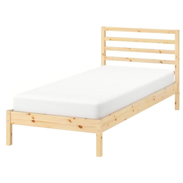 Ikea Tarva Bed Frame Pine Twin 702 612 68 For Sale Online Ebay