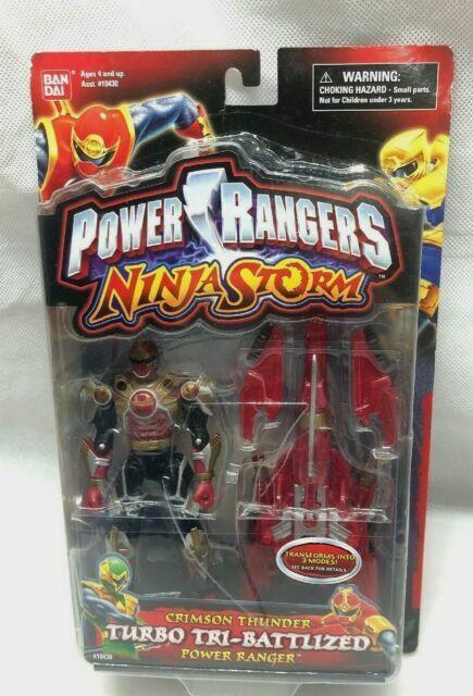 LOOSE  Power Rangers Key Crimson Thunder