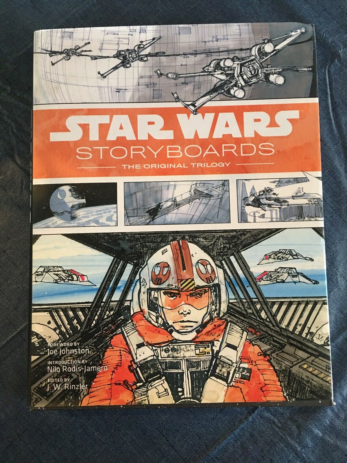 Star Wars Storyboards By Lucasfilm Ltd Staff 2014 Hardcover For Sale Online Ebay