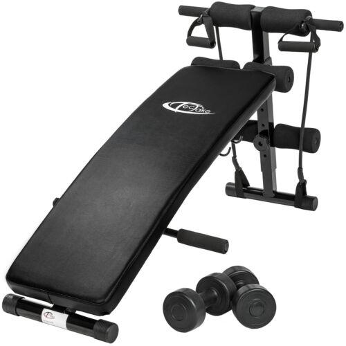 Sit Up Banc abdominaux banc de dos entraîneur Banc de musculation