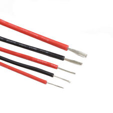 Flexible Core Stranded Wire Cable Silicone Rubber Heat Resistant Wiring High