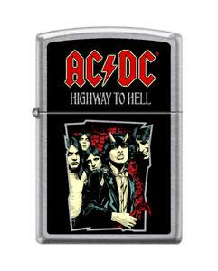 Zippo-Feuerzeug-AC-DC-Highway-to-Hell-Neuheit-2020-60004724-NEU-amp-OVP