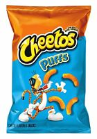 Cheetos Puff Crunchy Chips Fast Ship