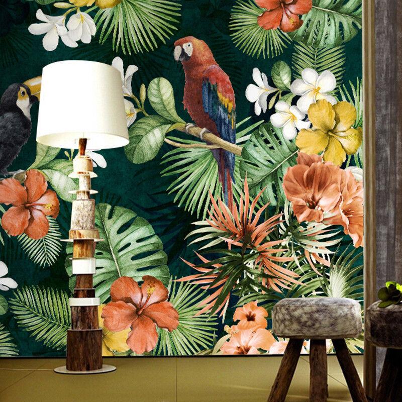 3D Farb Papageien Blaumen Blaumen Blaumen 94 Tapete Wandgemälde Tapete Tapeten Bild Familie DE    Großhandel    Um Sowohl Die Qualität Der Zähigkeit Und Härte    Gute Qualität  b949b2