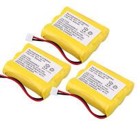3x 800mah Cordless Home Phone Battery For Vtech 80-5071-00-00 8050710000