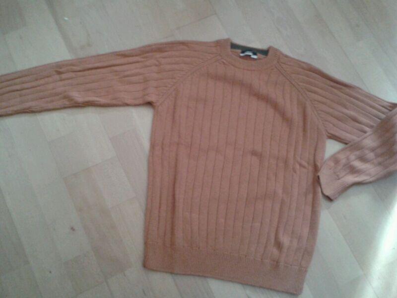 WunderschöNen Schöner Pullover, Gr. 48/50, Rostbraun