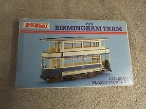 spedition mobel hoffner, keil kraft 1920 birmingham tram model kit - 1/72 scale - #k308 - new, Design ideen