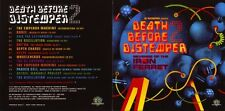 V/A, DEATH BEFORE DISTEMPER VOL. 2 (REVENGE OF THE..), 13 T CD FROM 2008, (MINT)