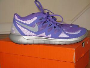 super popular 1c4d4 e9e5b Image is loading NEW-Nike-Women-039-s-Free-5-0-
