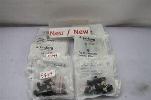 5-X-Pieces-Lumberg-Socket-Connector-RSMCW3