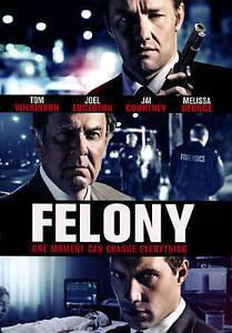 Felony (DVD, 2015)