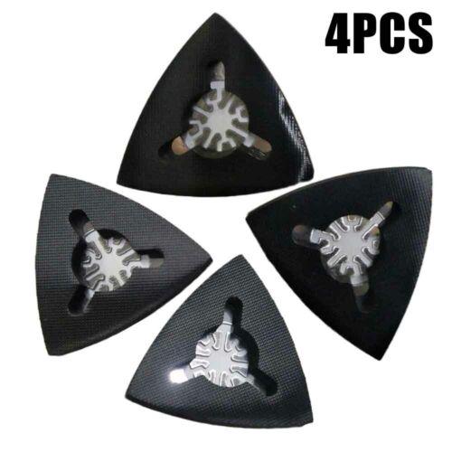 Multifunktionswerkzeug Dreieck Schleifteller für Fein Abrieb für Schneiden