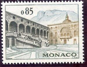 Learned Stamp Timbre De Monaco N° 549 ** Palais Princier Cour D'honneur Stamps