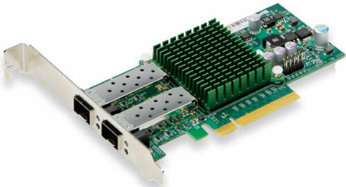 Supermicro The Ultimate Dual-Port 10 Gigabit Ethernet Controller with The Flexibility and S AOC-STGN-I2S Certified Refurbished