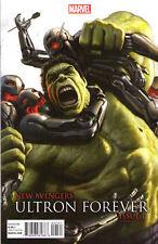 AVENGERS Ultron Forever #1 Hulk VARIANT COVER 1:25