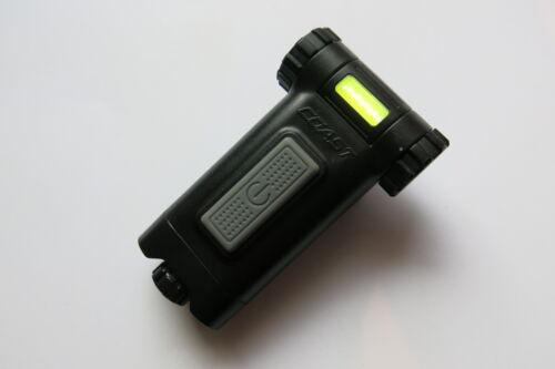 Coast hx3 policía clip lámpara winlkelkopflampe con UV dokumentenprüfer