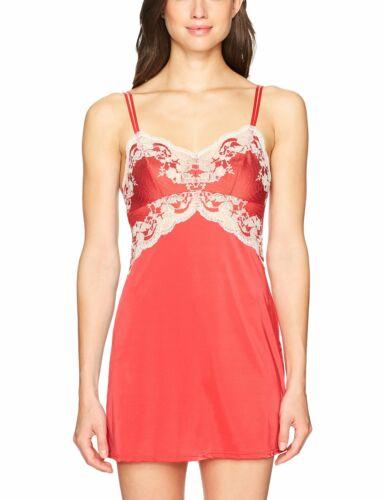 Black//Graphite Choose SZ//color Wacoal Women/'s Lace Affair Chemise