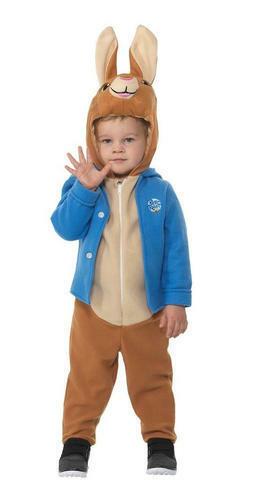 Deluxe Peter Rabbit robe fantaisie garçons Beatrix Potter Enfants Livre Jour Semaine Costume