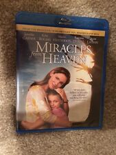 Miracles From Heaven Bluray 1 Disc Set ( No Digital HD)