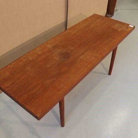 Sofabord, teaktræ