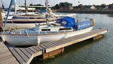 23 Foot  Elizabethan Sailing Yacht Yanmar engine