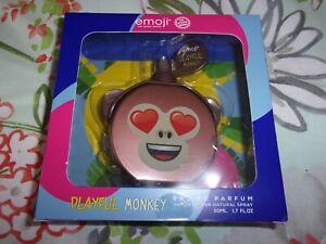 Emoji Playful Monkey Eau De Parfum Perfume 1.7 fl oz Param GmbH