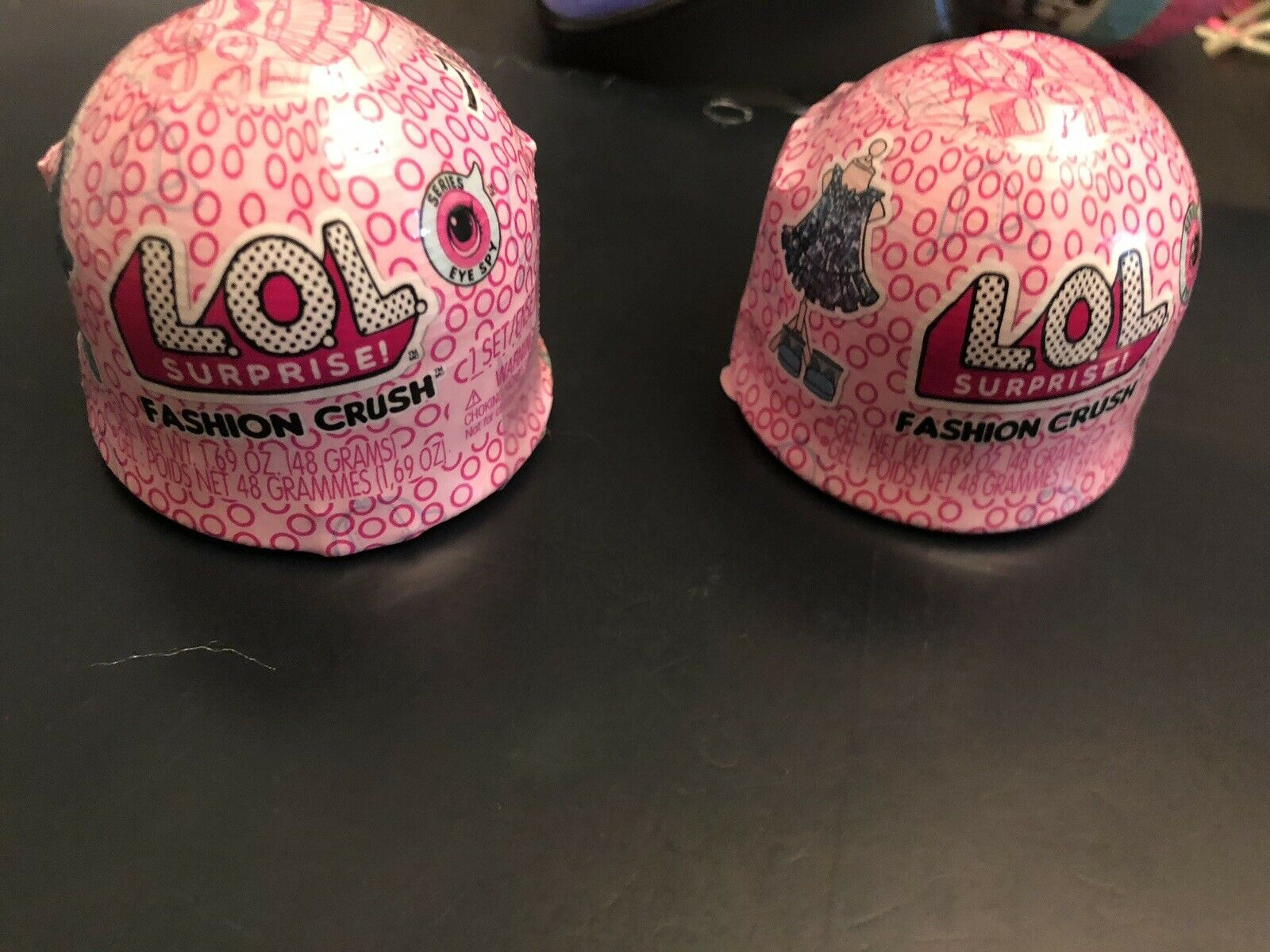 Brand New LOL Surprise FASHION CRUSH *LOT OF 3* EYE SPY DOLL ACCESSORIES