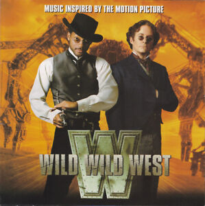 Compilation-CD-Music-Inspired-By-The-Motion-Picture-Wild-Wild-West-Europe
