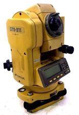 Topcon Gts 311 Land Survey Equipment Nw1320 With Case