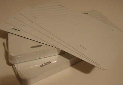 """PRINTING SUPPLIES 90 Pieces ALUMINUM LICENSE PLATE SUBLIMATION BLANKS 6/""""x 12/"""""""