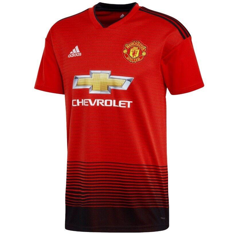 Adidas réplica de Manchester United HOME JERSEY (CG0040)