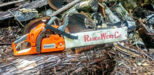 Husqvarna Stihl Chainsaw Scabbard Bar Cover Guard Wildland Fire Logging 14-18 M