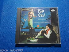 CLASSIC COMPACT DISCS 24K GOLD CD CSCD6049 GRIEG Peer Gynt, OIVIN FJELDSTAD LSO