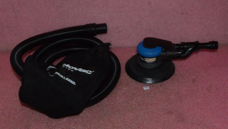 Ingersoll-Rand Orbital Sander Air Tool Model 3155.