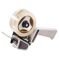 Scotch H180 Box Sealing Pistol Grip Tape Dispenser 3 Core Plastic/metal Gray on sale