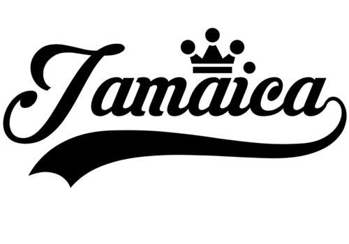 Jamaica Sticker.. Jamaica Vinyl Wall Art Quote Decor Words Decals Sticker