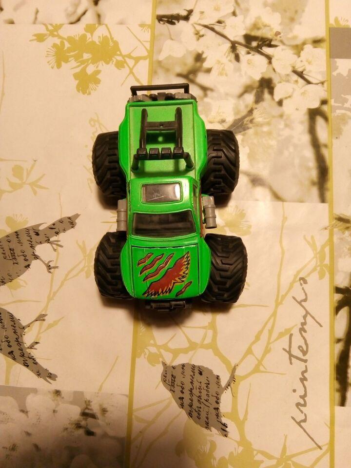 Andet legetøj, Bil med store hjul