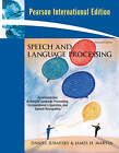 Speech and Language Processing: an Introduction to Natural Language Processing, Computational Linguistics, and Speech Recognition: International Version by Dan Jurafsky, James H. Martin (Paperback, 2008)