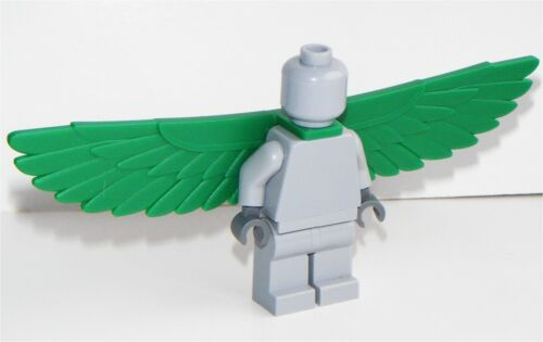 NEW LEGO MARVEL GREEN WING PART X1 THE VULTURE MINIFIGURE 76059 SPIDER-MAN