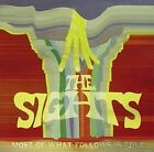095081811423 Most of What Follows Is True by Sights CD