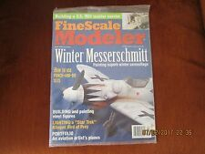 Fine Scale Modeler April 1998 Volume 16 Number 4 Magazine*