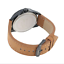 thumbnail 5 - Curren-8155D-3-Brown-Black-Brown-Leather-Strap-Watch