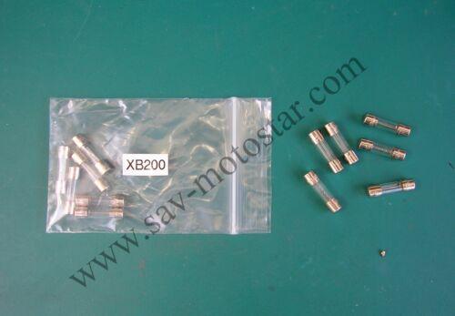 Pochette de fusible pour carte MOTOSTAR XB200