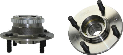 New Rear Wheel Hub and Bearing Assemblies for Hyundai Elantra Kia Spectra5 2
