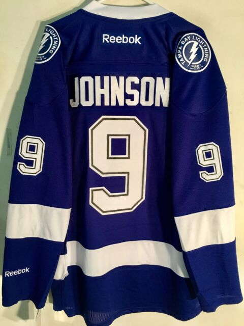 9d1aa9544 Reebok NHL Youth Boys Tampa Bay Lightning Alternate Premier Jersey ...