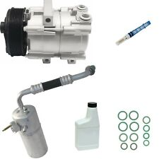 RYC Remanufactured Complete AC Compressor Kit CH96