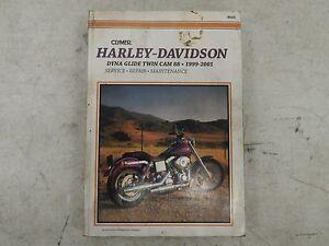 clymer harley davidson repair manual