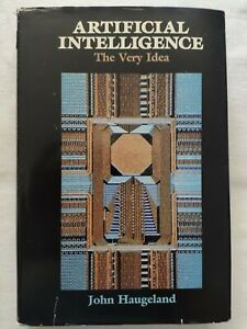 BOOK ARTIFICIAL INTELLIGENCE THE VERY IDEA JOHN HAUGELAND THE MIT 0262081539