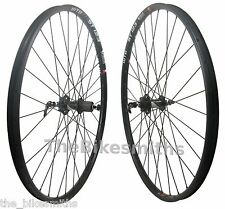 "WTB ST TCS i23 29"" MTB Bike Black Tubeless Disc Wheel Set/ Sram X7 Hub 9 10Speed"